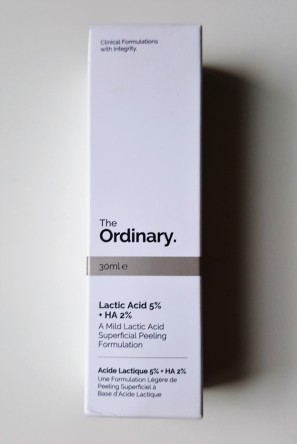 Deciem The Ordinary Lactic Acid