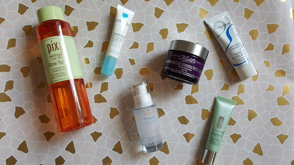 My Original Day time Beauty routine